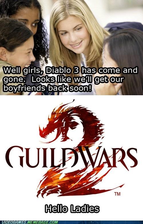boyfriends gaming guild wars 2 PC - 6547557120
