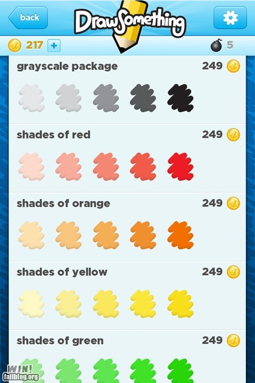 AutocoWrecks drawsomething fifty shades of grey grey phone - 6547638528