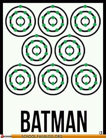 batman,Chemistry,na na na na na batman
