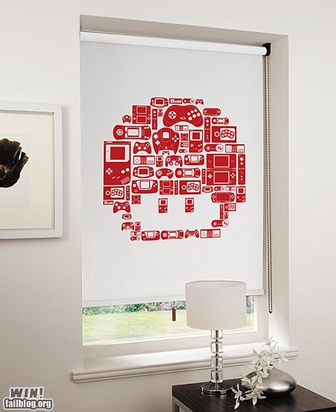 blinds nerdgasm nintendo Super Mario bros - 6547936000