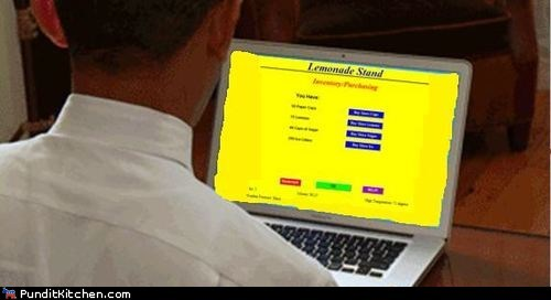 barack obama confused game internet lemonade stand rnc - 6548030208