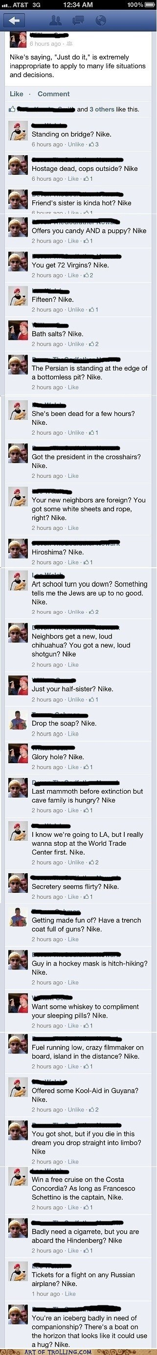 facebook just do it nike slogan - 6548343040