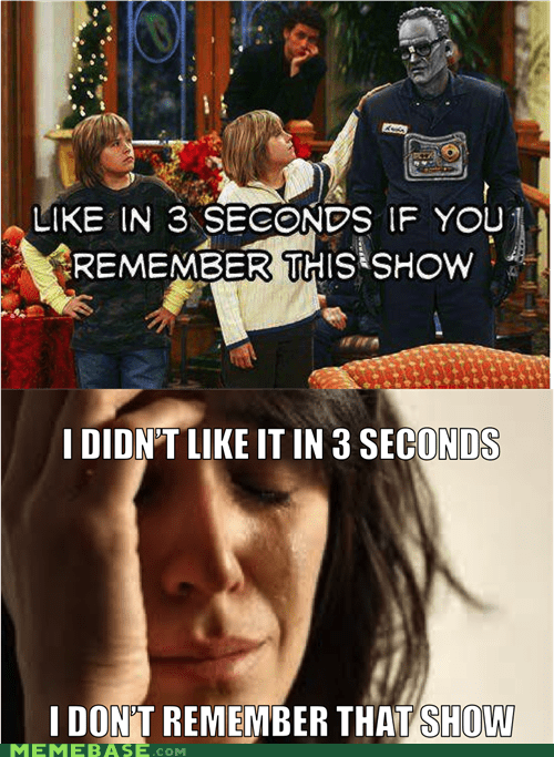 facebook First World Problems like this if zack and cody - 6548505856
