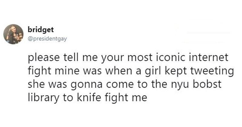 internet fights