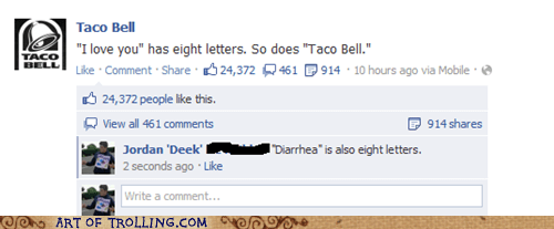 facebook,love,pooptimes,taco bell