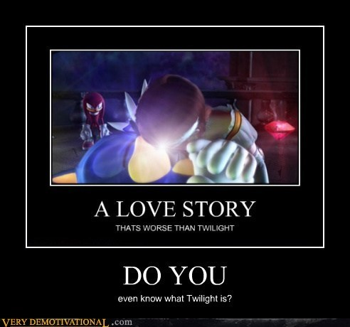 eww love story sonic twilight - 6549132544