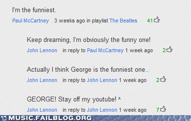 facebook,john leonnon,paul mccartney,the Beatles