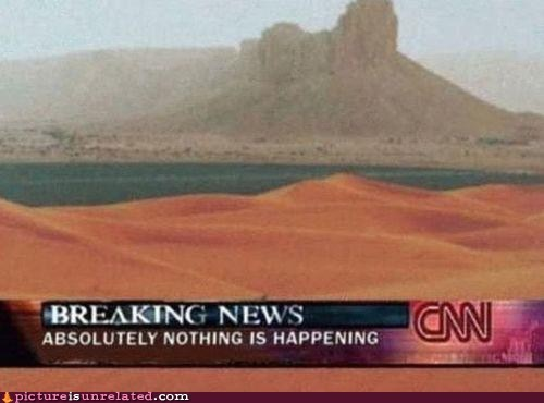 breaking news nothing TV