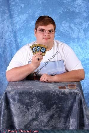 geek magic the gathering nerd