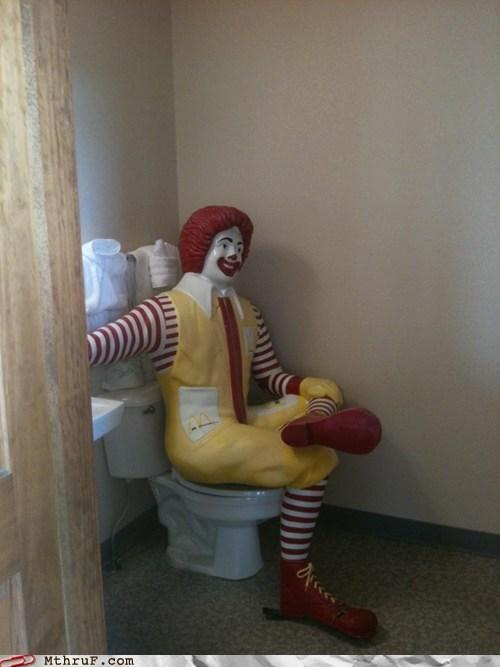 Ronald McDonald,McDonald's