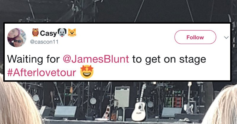 Music twitter james blunt artist ridiculous funny - 6549509