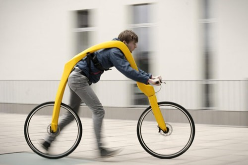 fliz,pedal-less bike