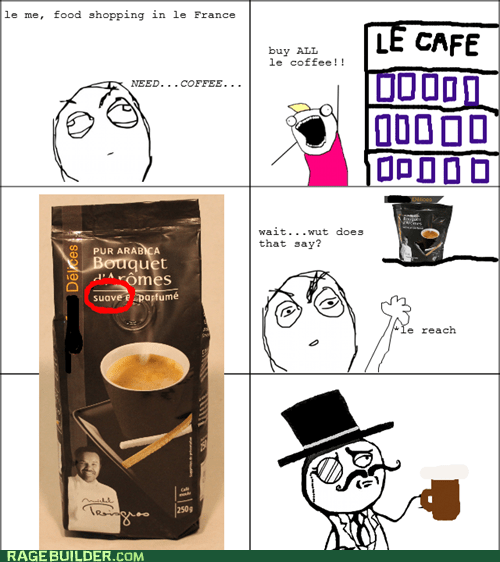 Coffee Like a Monsieur