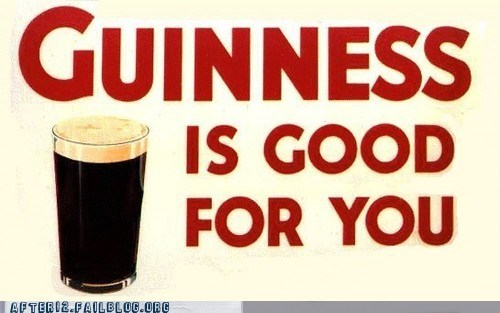 alcohol,beer,good for you,Guiness
