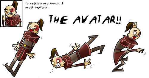 Avatar the Last Airbender avatar-the-last-airbende cartoons crossover fairly odd parents mr-crocker zuko - 6549824512