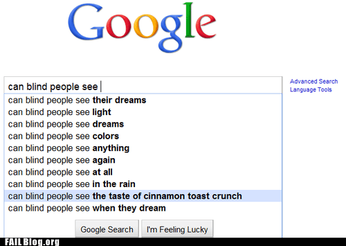 autocomplete blind google search - 6549849600