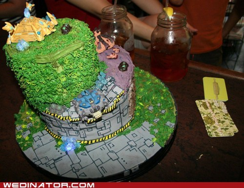 cake just pretty starcraft