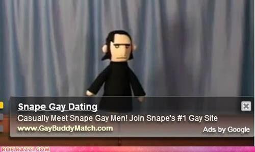 Ad funny Harry Potter Severus Snape wtf youtube - 6550005504