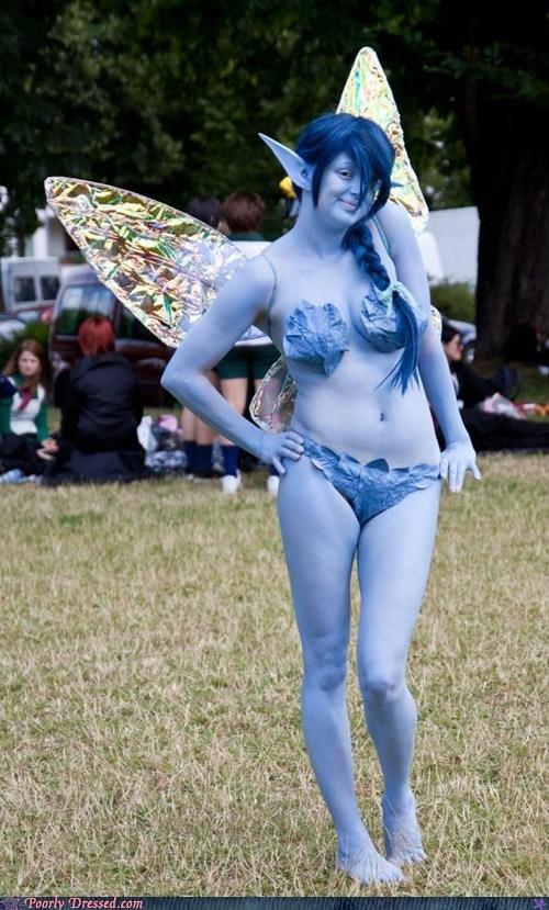 blue,fairy
