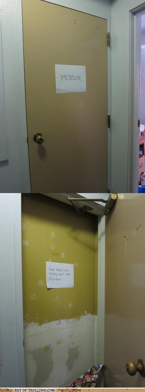 doors,IRL,mordor