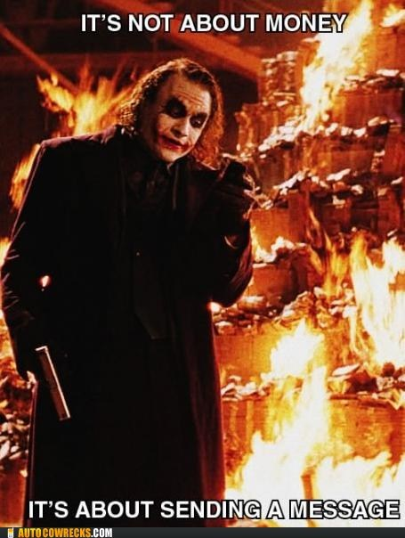 its-not-about-money texting limits the dark knight the joker - 6550132224