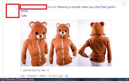 facebook hoodie pedobear - 6550200832