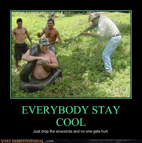 anaconda everybody stay cool hurt - 6550991616