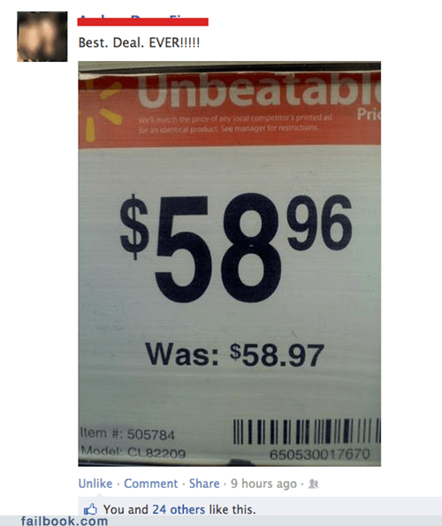 failbook,g rated,price