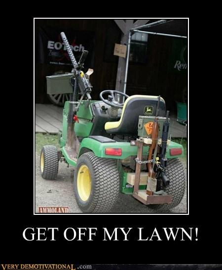 john deer machine gun tractor - 6551522816