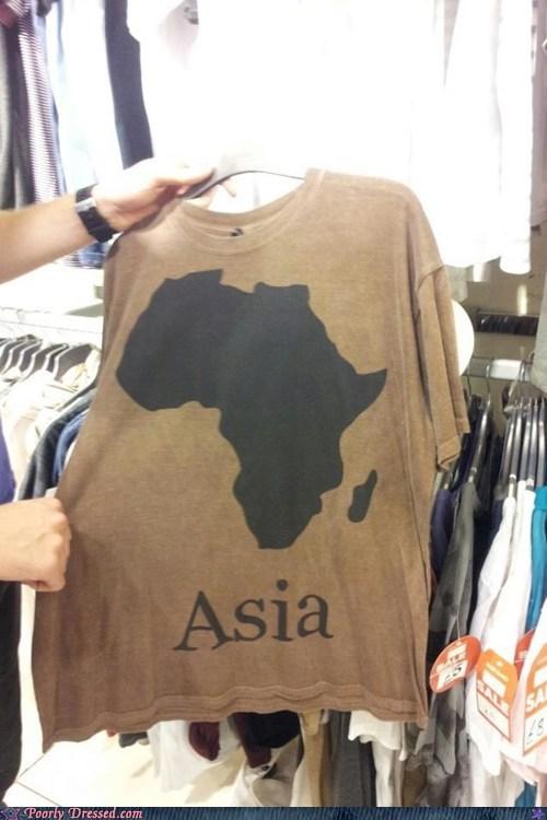 africa,asia,engrish,T.Shirt