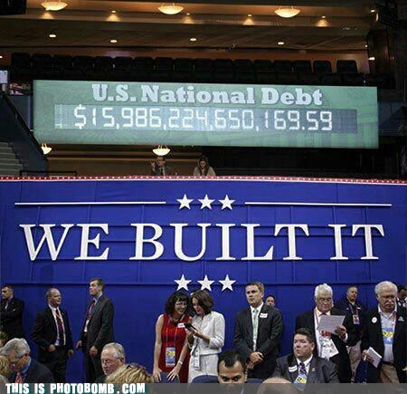 national debt,politics,Republicans,rnc