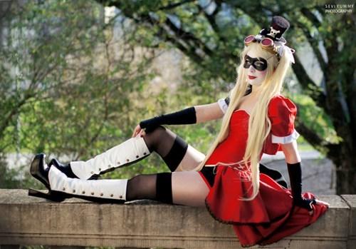 cosplay,Harley Quinn