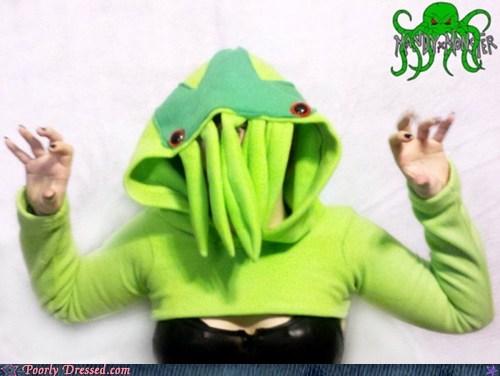 cthulu hoodie