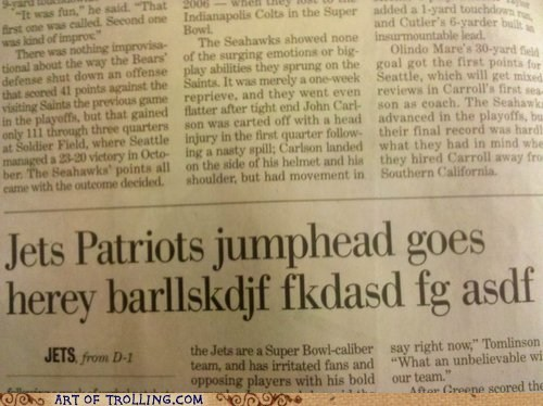 IRL newspaper typo typo? wtf - 6552223232