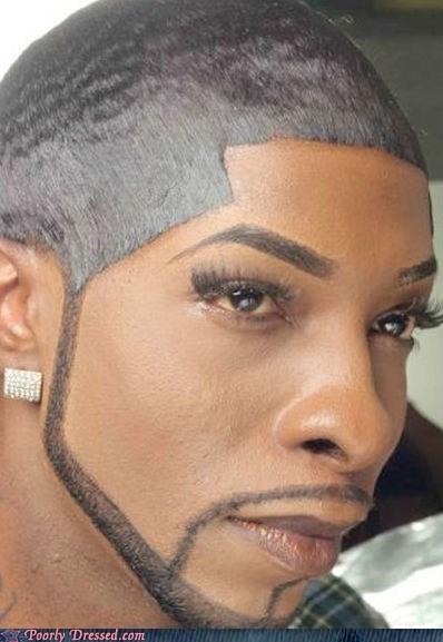 hair well groomed wtf - 6552417280