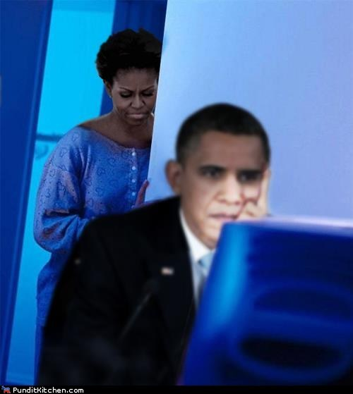 AMA barack obama internet Internet Husband Michelle Obama obsessed