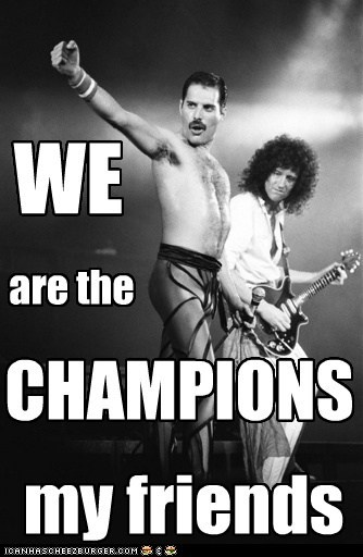 brian may,celeb,freddie mercury,funny,Music,queen,rock
