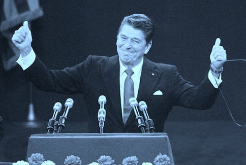 reagan hologram,rnc,the gipper,where was hologram reagan