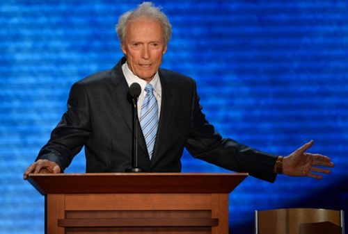 Clint Eastwood,invisible obama,mitts-main-obstacle,rnc