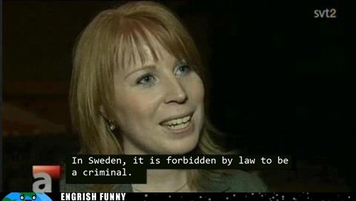 caption crime europe Sweden translation - 6553513216
