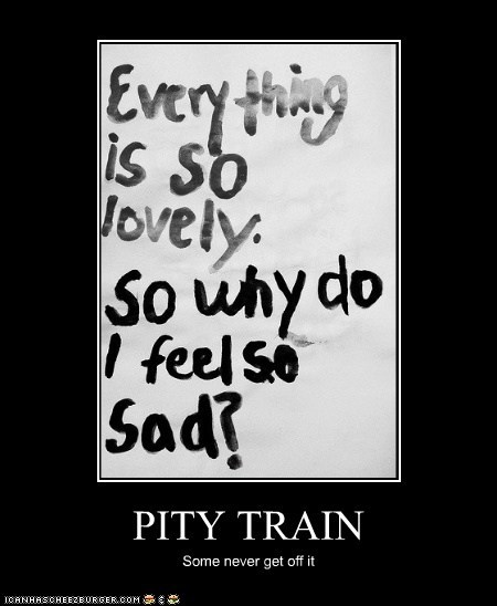 all aboard,pity,train