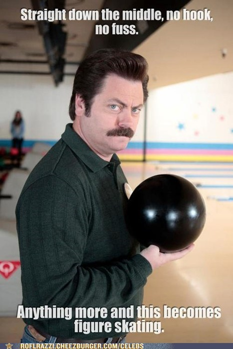 actor celeb funny Nick Offerman parks and rec ron swanson TV - 6554386944