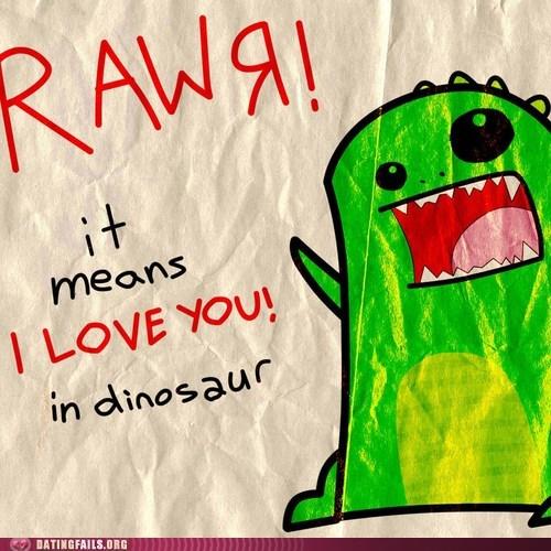 dinosaur languages rawr - 6554388992