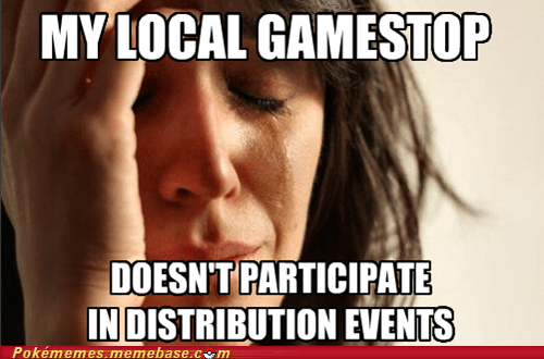 events First World Problems gamestop meme Sad - 6554425344
