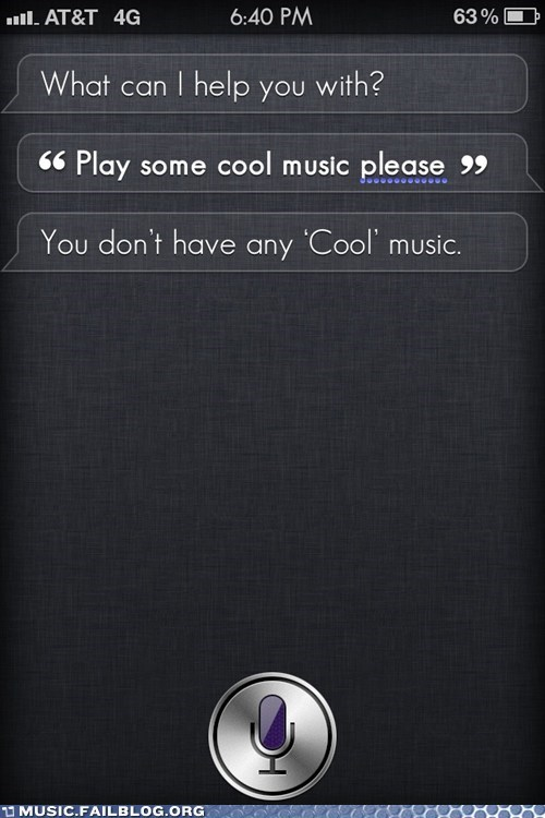 cool music siri - 6554428416