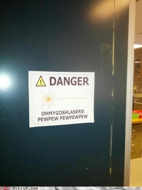 danger lasers pew pew pew pew pew pewpewpew