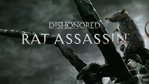 dishonored iphone rat assassin - 6554746880