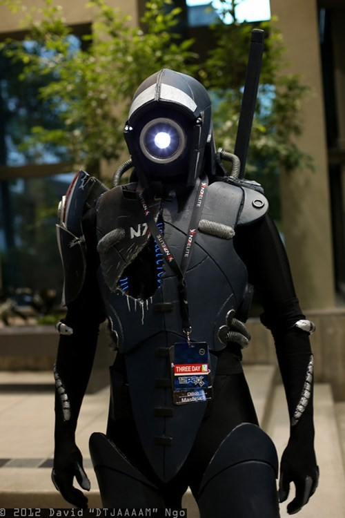 cosplay,legion,mass effect,video games