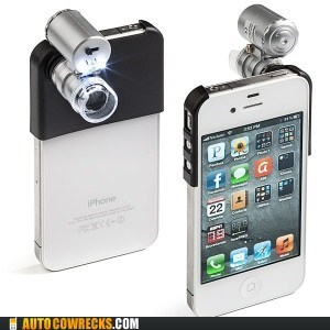 add-on,iphone accessories,microscope