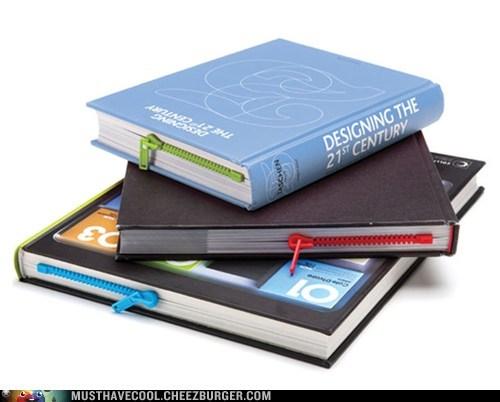 bookmark plastic zipper - 6555093504